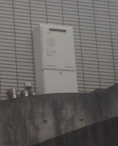 名古屋市中村区でノーリツのふろ給湯器GT-C2431SAWXからの交換工事